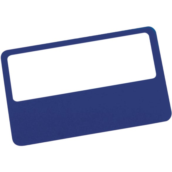 Colored Frame Magnifier