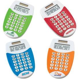 Colorful Pocket Calculator