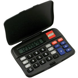 Printed Compact Calculator