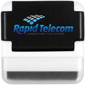 Compact Phone Stand Combo Imprinted with Your Logo