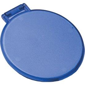Custom Compact Round Mirrors