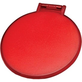 Advertising Compact Round Mirrors