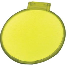 Branded Compact Round Mirrors