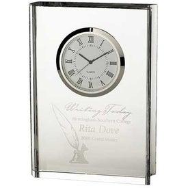 Branded Compendium Clock