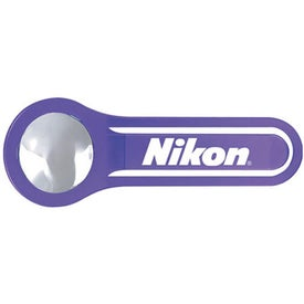 Computer Clip with Mirror Imprinted with Your Logo