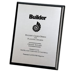 Connection Plaque Black for Your Church