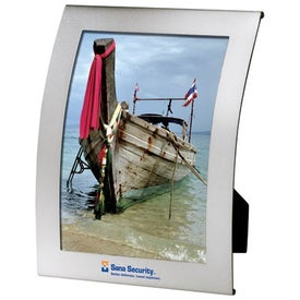 "Courbure II Photo Frame (5"" x 7"")"