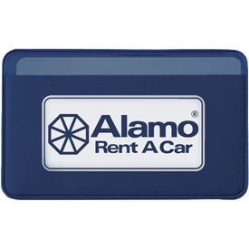Branded Credit Card Magnifier with Case