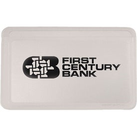Advertising Credit Card Magnifier with Case