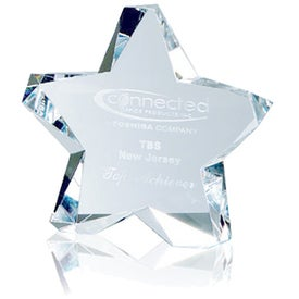Crystal Star Award Twinkle