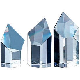 Crystal Tower Award (Grenada - Large)