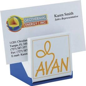 Logo Cube Organizer