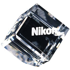 Cube Paperweight (Medium)
