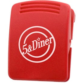 Cubicles Clip with Your Logo