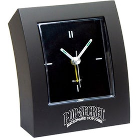 Curved Analog Desk Clock for Your Church