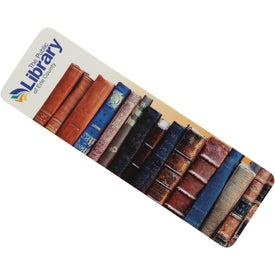Custom Imprinted Bookmark (Full Color)