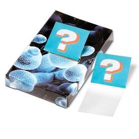 Custom Single Sticky Flag Box Printed with Your Logo