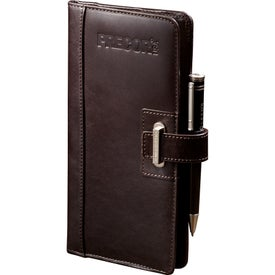 Printed Cutter and Buck American Classic Travel Wallet