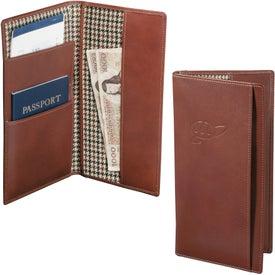Cutter and Buck Travel Wallet