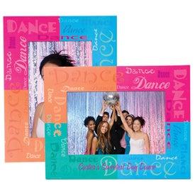 Dance Paper Easel Frames