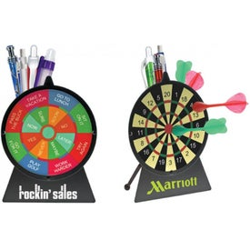 Dart Board Pen Caddy