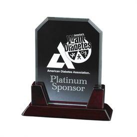 "Decree Award (8"" x 9"" x 3"")"