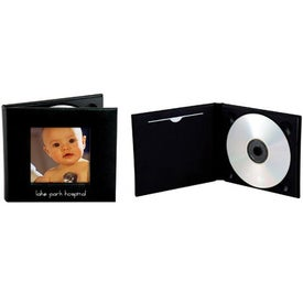Deluxe CD/DVD Holder