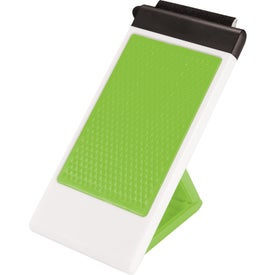 Imprinted Deluxe Mobile Phone Holder