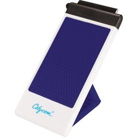 Monogrammed Deluxe Mobile Phone Holder