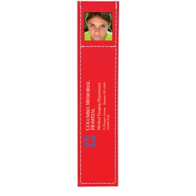 Deluxe Photo Bookmark for Advertising