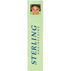Customized Deluxe Photo Bookmark
