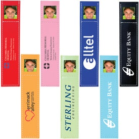 Deluxe Photo Bookmark for Marketing