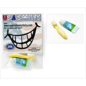 Dental 3Drasers in Polybag with Card for your School