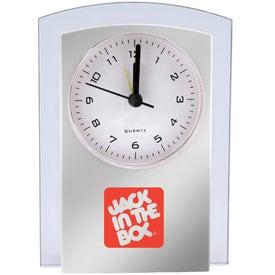 Branded Designer Clock