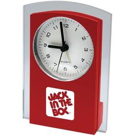 Company Designer Clock