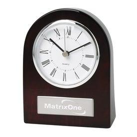 Wood Desk Clock