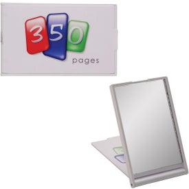 Logo Desk Mirror