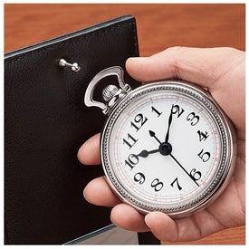 Desk Clock for Advertising
