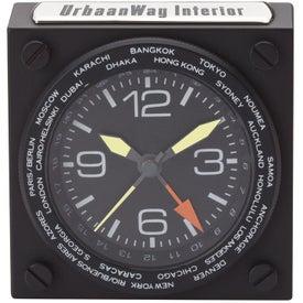 Company Desk Clocks