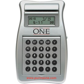 Desktop Calculator And Office Station for Marketing