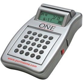 Custom Desktop Calculator And Office Station