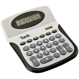 Logo Colorful Desktop Calculator