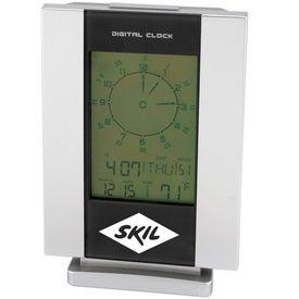 Printed Desktop Clock