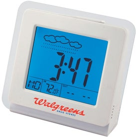 Desktop Clock with USB Connection