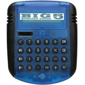 Advertising Desktop Flipper Calculator