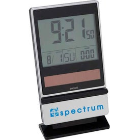 Desktop Solar Clock for Promotion
