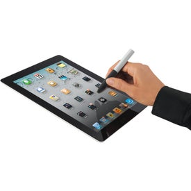 Desktop Tablet Stand and Stylus for Your Company