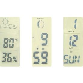 Imprinted Desktop Weather Stations