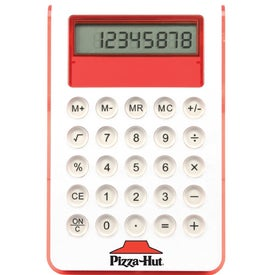 Branded Desktop Table Calculator