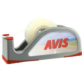 Desktop Tape Dispenser w/ Built In Compartment for Your Church